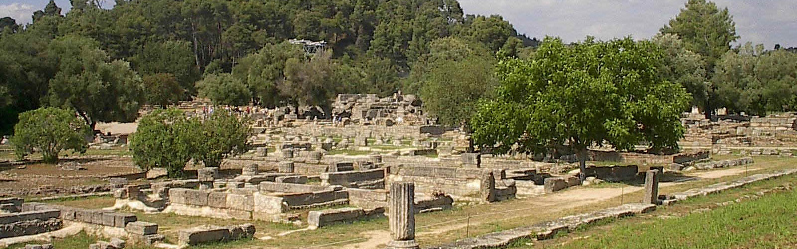 Ancient Olympia, attractions, photos, accommodation